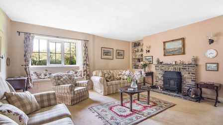 Stockland farmhouse and land for sale