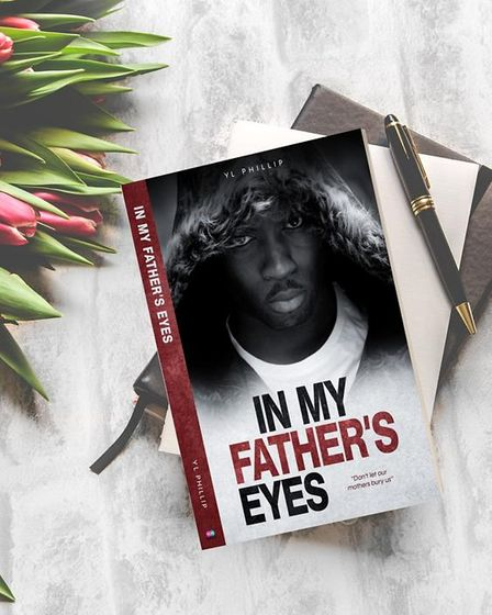 Book In My Father's Eyes