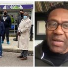 Comedian Lenny Henry has backed QCCA's drive to encourage BAME group to get a Covid vaccine