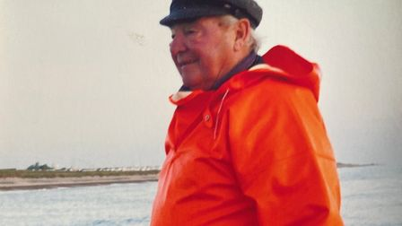 Caister lifeboat legend Billy Read