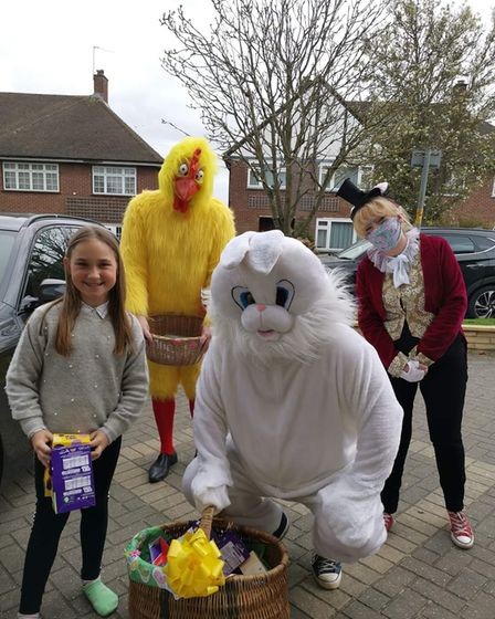 Easter fancy dress