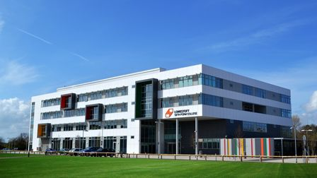 Lowestoft Sixth Form College. Photo: Lowestoft Sixth Form College