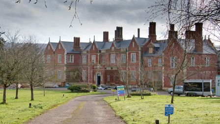 Salston Manor in Ottery. Ref shs 07 19TI 0238. Picture: Terry Ife
