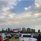 Drive-in cinema comes to Brentwood