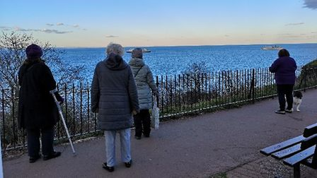 Join us for an evening stroll atBabbacombe every firstand thirdMonday of the month.