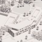 An image showing what the health and wellbeing centre on the former St George's Hospital site in Hornchurch could look like.