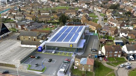 Plans are in motion for a new Lidl in Rainham