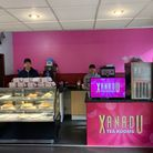 Andrew Livingstone and Shaun Gilder, who run Xanadu Tearooms at Victoria Arcade