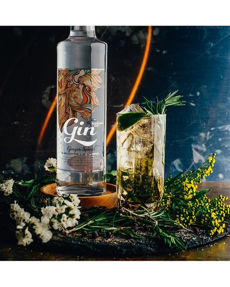 Ginger gin cocktail from Kingdom Recommends