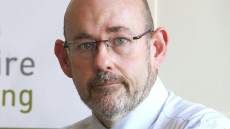 Jim McManus, director of public health for Hertfordshire, agreed with the council's decision to clos