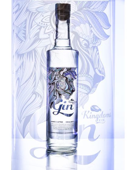 Kingdom Recommends London Dry Gin