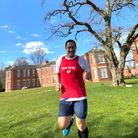 St Albans runner, Dave Oh, is running the virtual London Marathon for Kawasaki Disease awareness