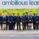 09/03/2021Students from the Cumberland School in Newham, London who have earned scholarships