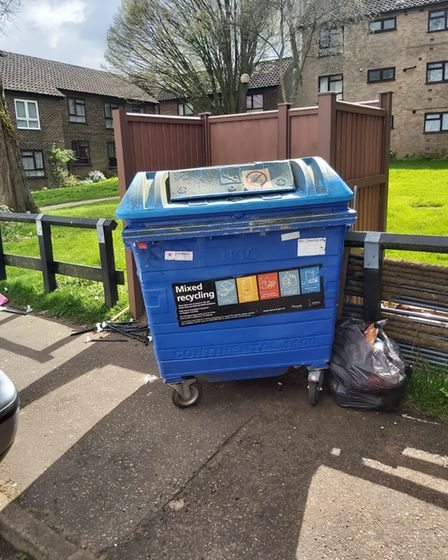 Residents on Douro Place have reported missed bin collections and requested more bins from the city council