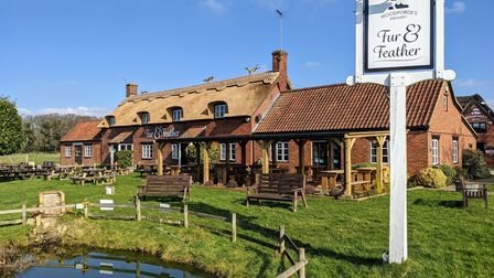 The Fur and Feather at Woodbastwick