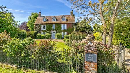 Great Offley House, Hitchin for sale