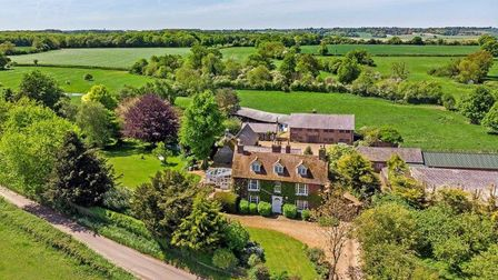 Great Offley House, near Hitchin