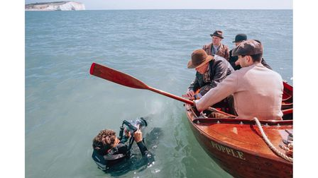 Braving the English Channel