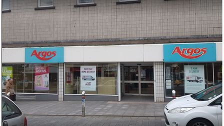 The former Argos store in Torquay's Union Street will be turned into a temporary job centre.