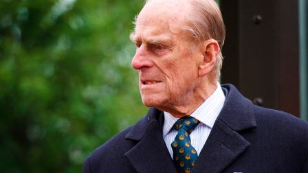 The Duke of Edinburgh attends the official opening of the new tiger enclosure at London Zoo in centr