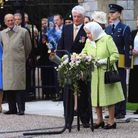 Bruno Peek at the Queen's 90th birthday celebrations