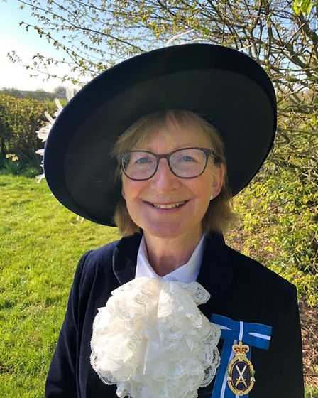 High Sheriff of Essex, Julie Fosh