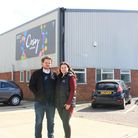 Cosy Aromas is moving to a new warehouse in Boss Hall Road, Ipswich