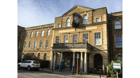 The Whittington's 170-year-old Smallpox and Vaccination Hospital