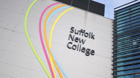 "Suffolk New College is making ""reasonable progress"" in improvements, Ofsted has said"