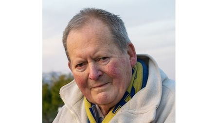 Head and shoulders of late Torbay councillor