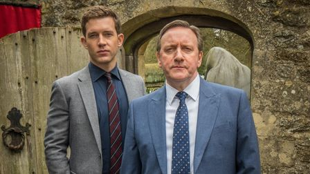 Midsomer Murders starring Neil Dudgeon as DCI John Barnaby can be seen on BritBox.