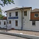 The old Royal British Legion club in Mill Lane, Felixstowe, pictured in happier times