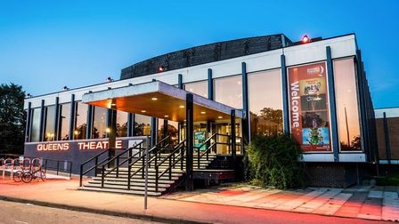 The theatre and community cafv© hope to reopen in May as the UK comes out of lockdown.