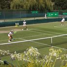 The Road to Wimbledon competition gives youngsters the chance to compete on the hallowed turf of the All England Club