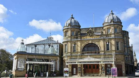 Buxton Opera House, a place dear to Louise's heart