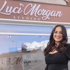 Luci Morgan, owner of Luci Morgan Studios on Spring Road in Ipswich, is set to open her brand new sa