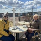 Pier Hotel Gorleston on April 12 2021