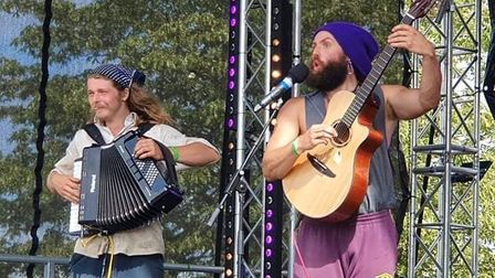 The Foreign Locals will be performing at the Plantation Garden this summer.