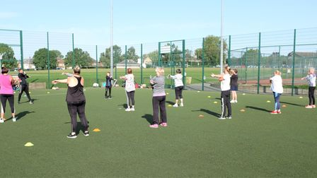 Get active outdoors as One Leisure relaunch fitness activities