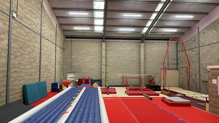east anglia gymnastics lowestoft