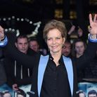 "Actor Jenny Seagrove attends the World Premiere of ""Another Mother's Son"" at the Odeon Leicester Square on March 16, 2017"