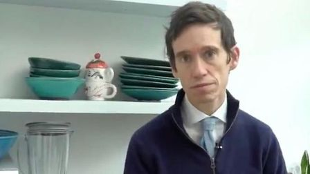 Rory Stewart asks for people to let him sleep on their sofa ahead of mayoral race. Photograph: Twitt