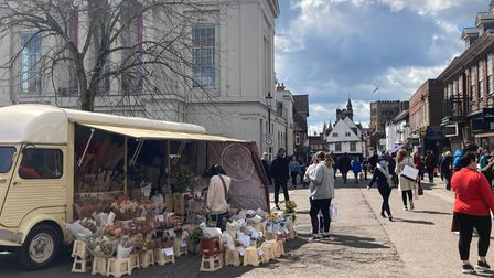 April 12 marked the re-opening of St Albans city centre.