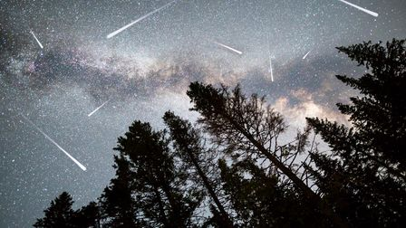 Lyrids meteor shower 2021: How to see the Lyrids tonight 6858330-gettyimages-827379284-1-