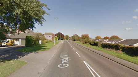 Woman in her 70s dies after single-vehicle crash in Eaton Ford.