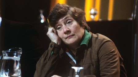 File photo dated 24/01/81 of former Labour MP Shirley Williams at the Labour Party Conference in Wem