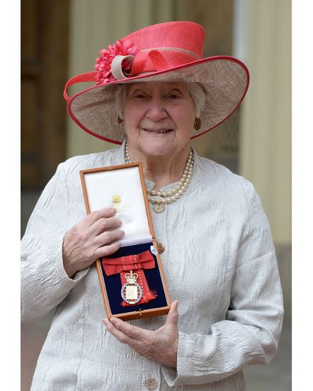 Former MP for Hitchin and Stevenage Shirley Williams was made Baroness Williams of Crosby in 1993