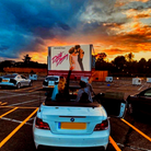 Nightflix will be bringing drive-in cinema to London Luton Airport.