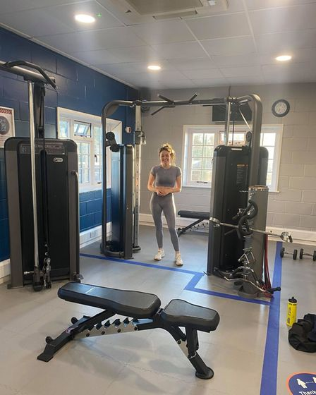 One Leisure Centres in all Huntingdonshire market towns are now open.