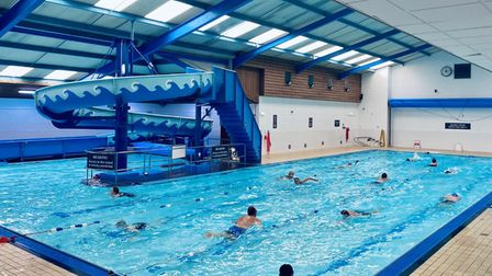 One Leisure centres also provide facilities for swimming.